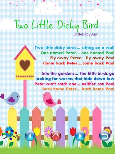 Kids Songs - Best Nursery Rhymes Free App 1.0.0 screenshots 14