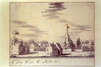 Photo: 1624 't Dorp Hage , bij Breda.