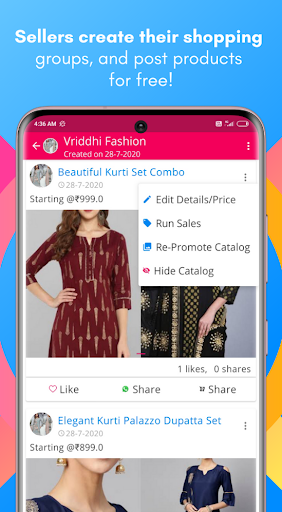 ResellMe:Trusted Shopping Groups. Wholesale Prices ss2