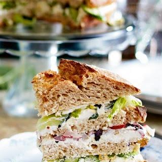 XXL-Sandwich-Torte