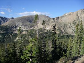 Photo: Mahana Peak.