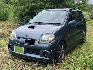 Keiワークス HN22S のカスタム事例画像 henachoko_oyajiさんの2020年07月05日10:17の投稿