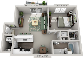 Go to Doral Plus Floorplan page.