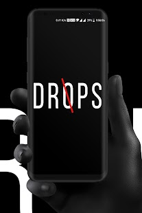 Drops - Largest HD Wallpaper Gallery/Search Engine - náhled