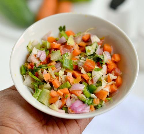 10 best indian vegetable salad recipes forumfinder Gallery