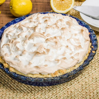 Disney's Lemon Meringue Pie.