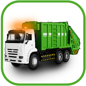 Garbage truck for PC and MAC