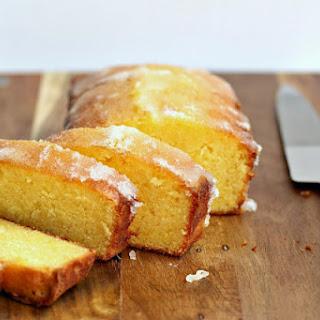 Sour Cream Lemon Drizzle Cake