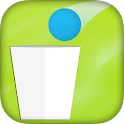 Risky Bounce - Ball Physic Simulator Puzzle icon