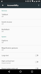 Android Accessibility Suite APK screenshot thumbnail 2