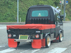 ハイゼットトラック 平成15年式 s 200 p前期のカスタム事例画像 ⭐️星⭐️ 和尚❤️【不正改造車保存会】さんの2020年05月03日16:16の投稿