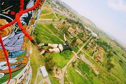 Прыжок с Soweto Towers