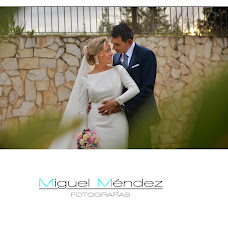 Wedding photographer Miguel angel Méndez pérez (miguelmendez). Photo of 16.05.2017
