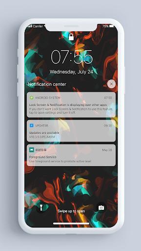 Lock Screen & Notifications iOS 13 2.2.2 Screenshots 4
