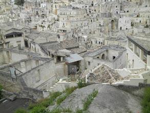 Photo: Matera roofs