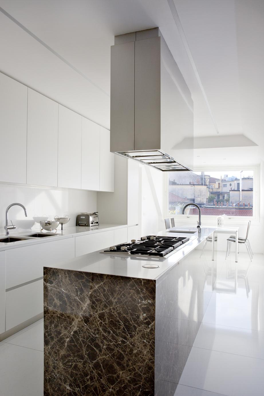 marmo per la cucina contemporanea