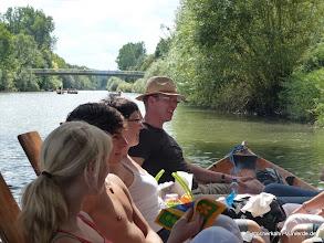 Photo: Während der Rest entspannt den Sommer genießt.