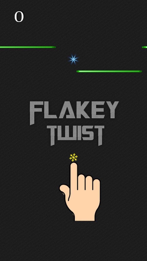 Flakey Twist- screenshot