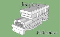 Jeepney -Philippines--