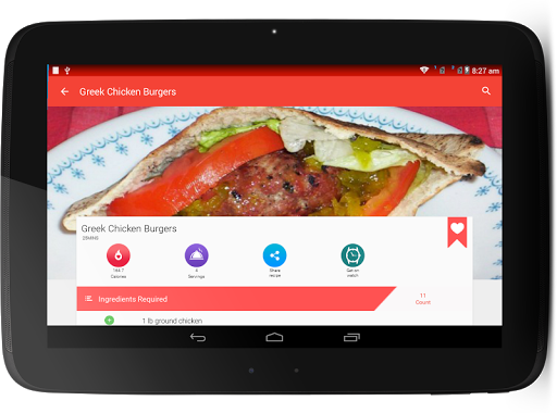 Burger And Pizza Recipes 25.7.5 screenshots 10