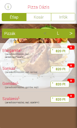 Pizza Oázis