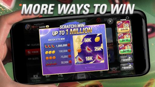 Jackpot Poker by PokerStars™ – FREE Poker Games apklade screenshots 2