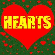 Hearts (Offline Multiplayer Card Game)