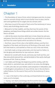 King James Bible (KJV)- screenshot thumbnail