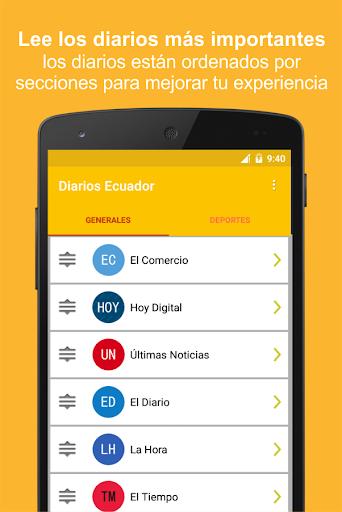 Diarios Ecuador