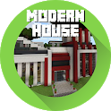 Smart Modern House Map icon