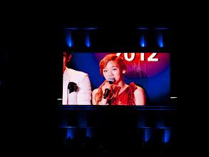 Photo: Taeyeon MCing