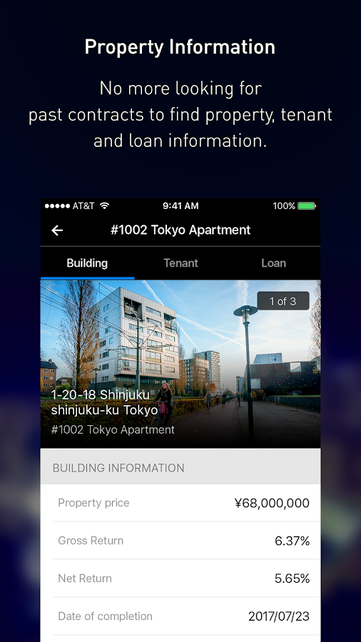 WealthPark- screenshot