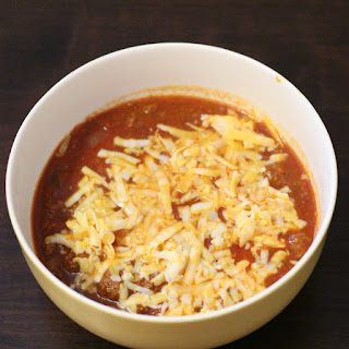 Chili Recipe from Tune My Heart