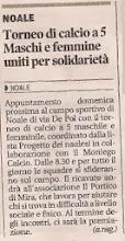 Photo: la Nuova di Venezia e Mestre (30.08.2013)