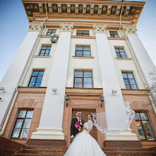 Wedding photographer Natalya Maksimova (Svetofilm). Photo of 31.01.2017