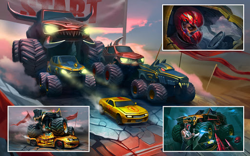 Mad Truck Challenge Racing 3.1.2 screenshots 12
