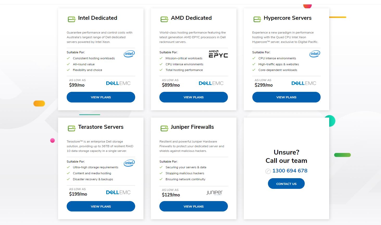 Best Dedicated Servers For Australia - Australia Dedicated Server Hosting