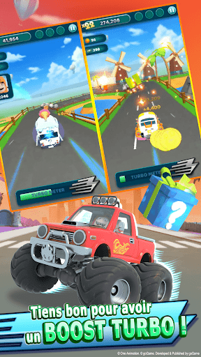 Code Triche Oddbods Turbo Run  APK MOD (Astuce) screenshots 4