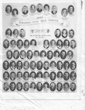Photo: Class of 1943, according to Glenn Hammons, no annuals were made for 1943 thru 1945 due to World War II