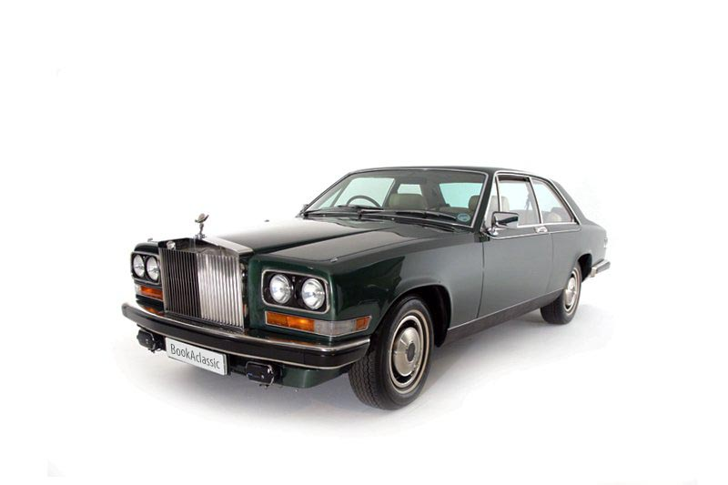 Rolls Royce Camargue Coupe for hire in London Hire Potters Bar, London