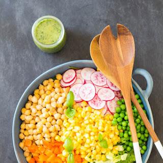 Bean Corn Lettuce Salad Recipes