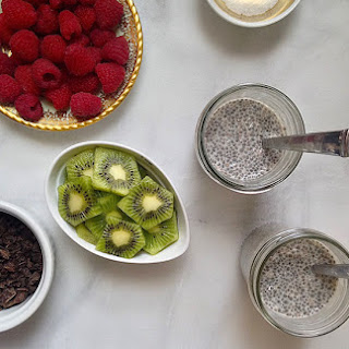 Try This Healthy, Make-Ahead Chia Pudding Breakfast