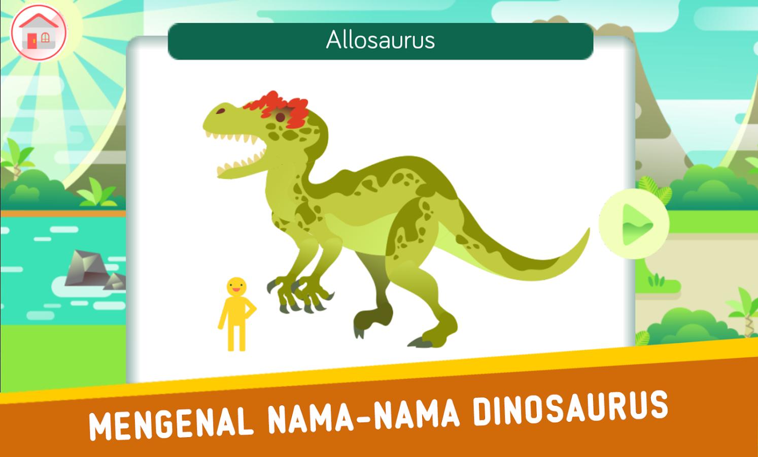 Pippo Belajar Dinosaurus Android Appar P Google Play