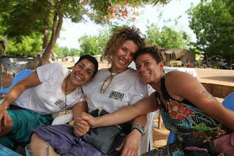 Photo: Maria Adelaide Navarra, Sara Candelletta e Alessia Lana