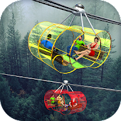Chairlift Driving Simulator 3D: Tourist Adventure