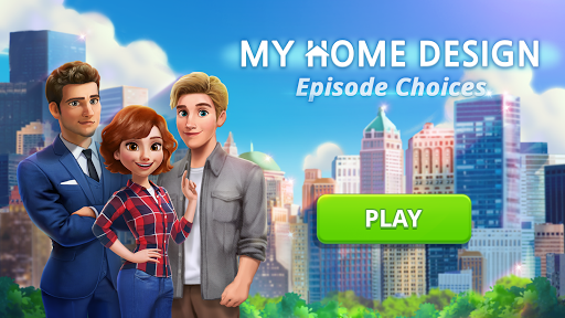 Code Triche My Home Design Story : Episode Choices APK MOD screenshots 1