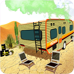 Ultimate Truck Trailer Cargo Transport: Camper Van