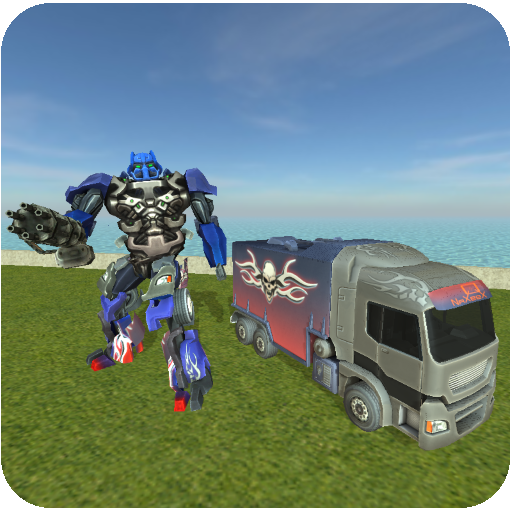 Robot Truck for PC