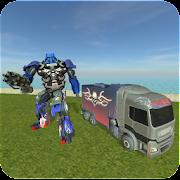 Robot Truck MOD APK 1.0 (Mega Mod)