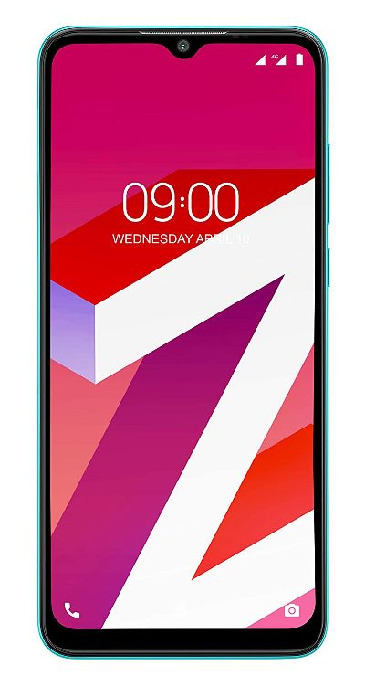 Lava Z4 Smartphone (9300/-)